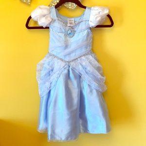 Disney Cinderella Dress Size 3 or 98cm blue